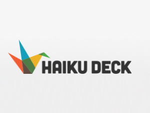 haiku deck tutorial paso a paso opiniones