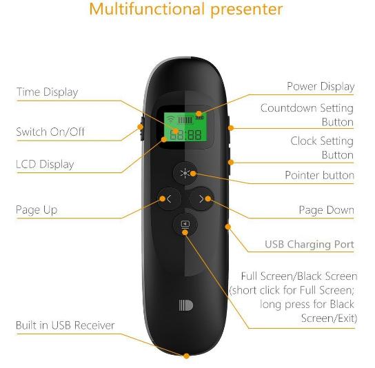 comprar mando doosl pro oferta powerpoint