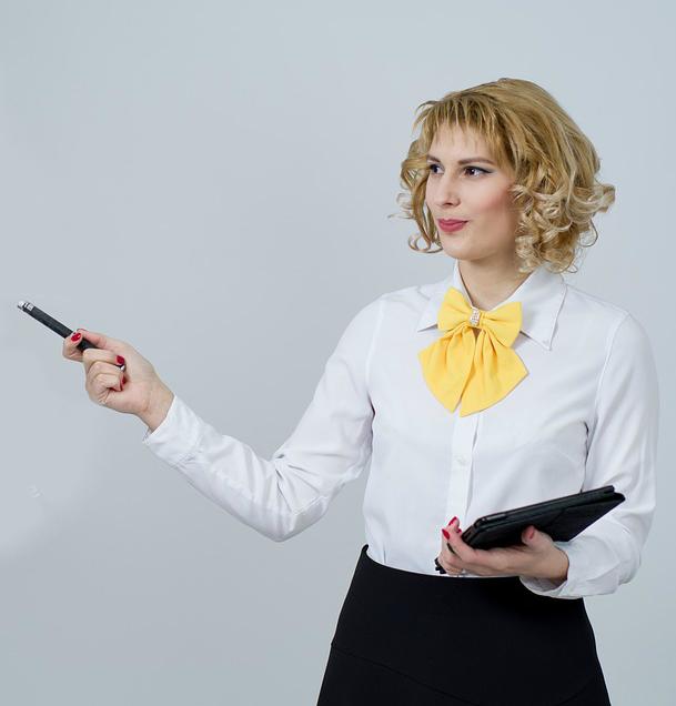 Presencia magica para una presentacion de exito
