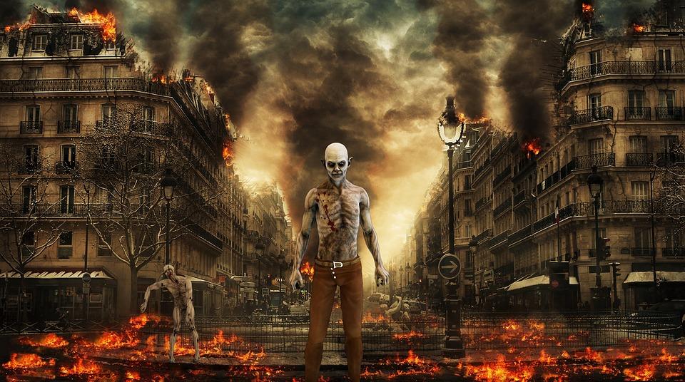 El zombie de las presentaciones